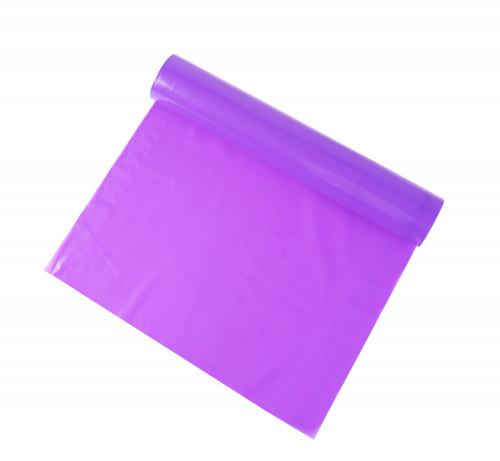 سفره فاخرة رول لون وردي كبير البلاستيك الأول