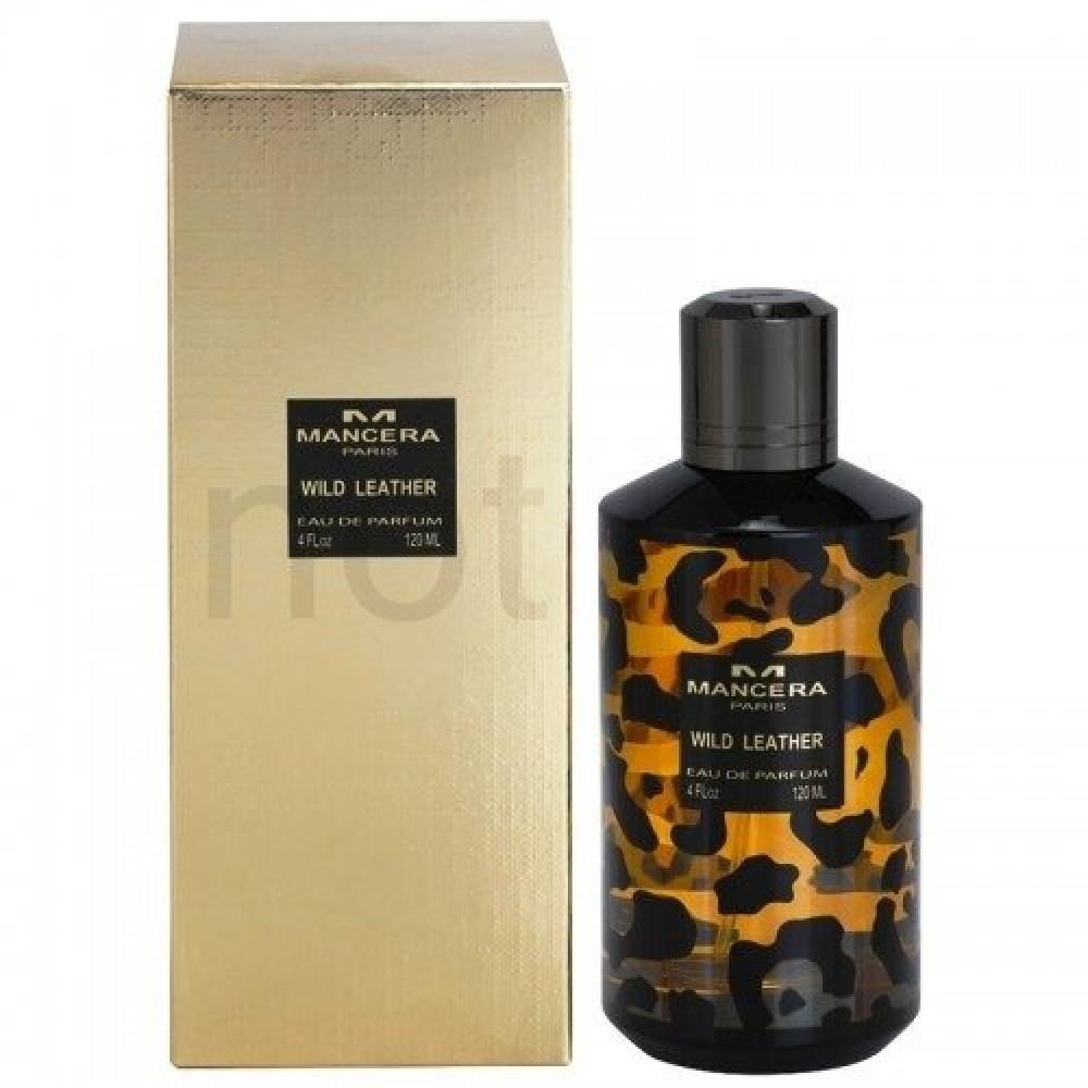 Mancera Wild Leather Eau de Parfum 120ml خبير العطور
