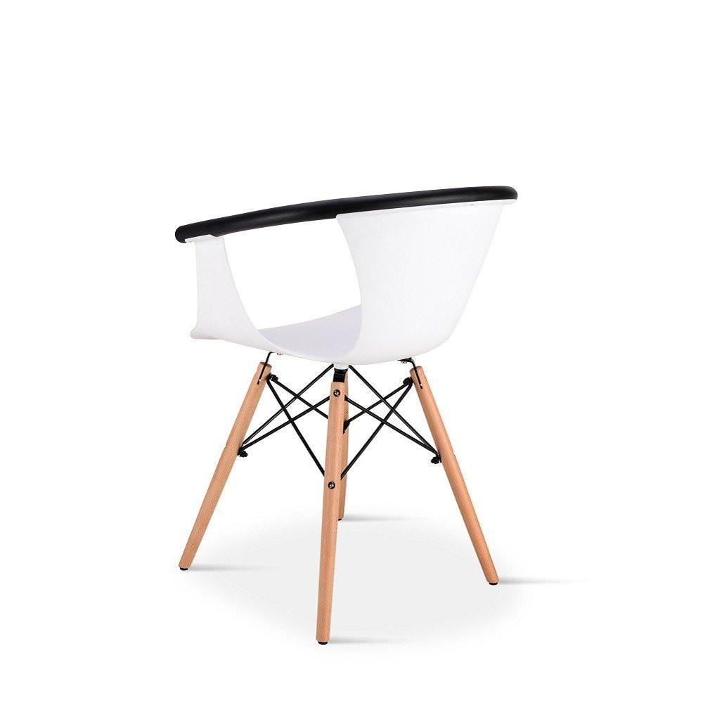 كرسي استديوهات التصوير من طقم كراسي 5 قطع لون أبيض في تجارة بلا حدود