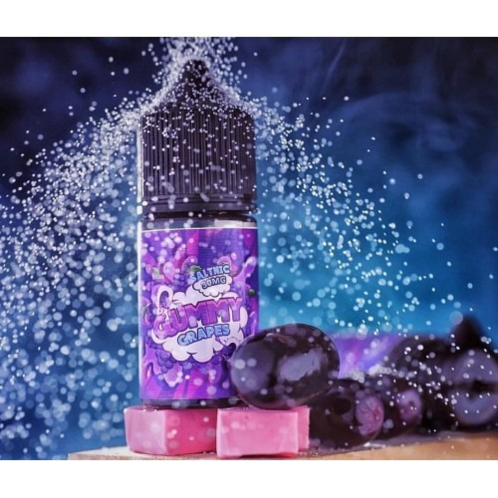 نكهة جامي عنب - سولت - GUMMY GRAPES Salt
