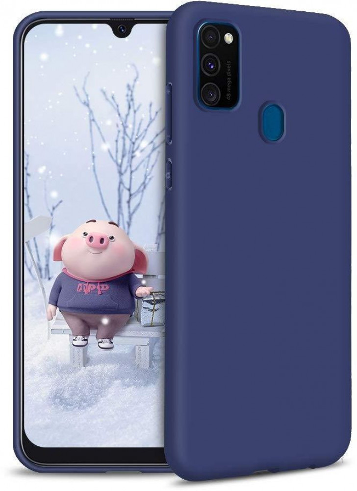 Protection Cover for Galaxy M30s - غطاء حماية لجهاز جالكسي ام 30 اس