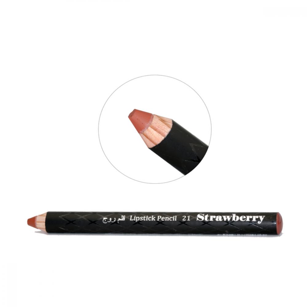 Strawberry Lipstick Pencil No-21