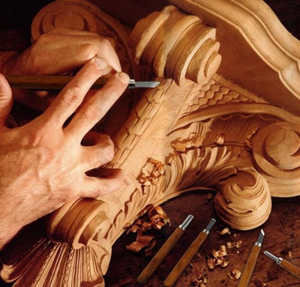 طقم ادوات نحت سكاكين من الكربون الصلب لنحت الخشب والبلاستك والسيراميك