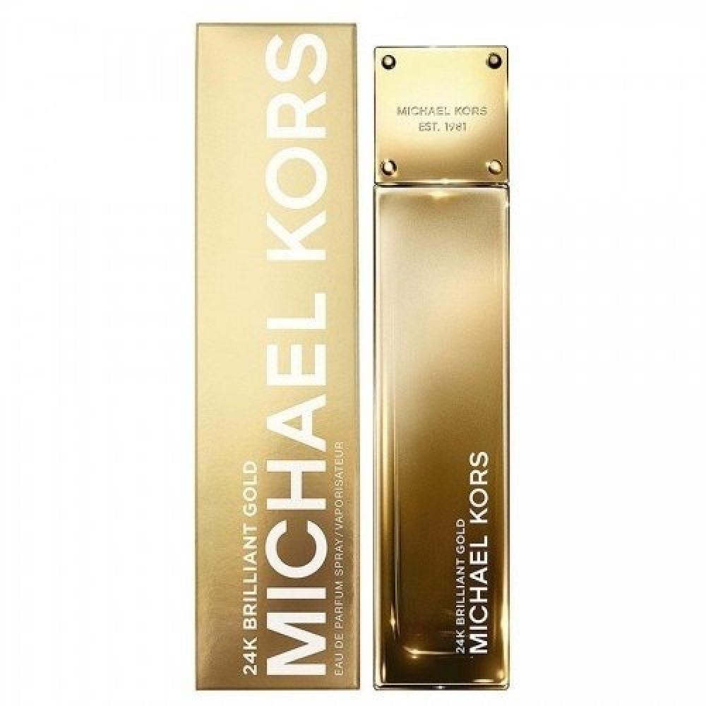 Michael Kors 24K Brilliant Gold Eau de Parfum 100ml متجر خبير العطور