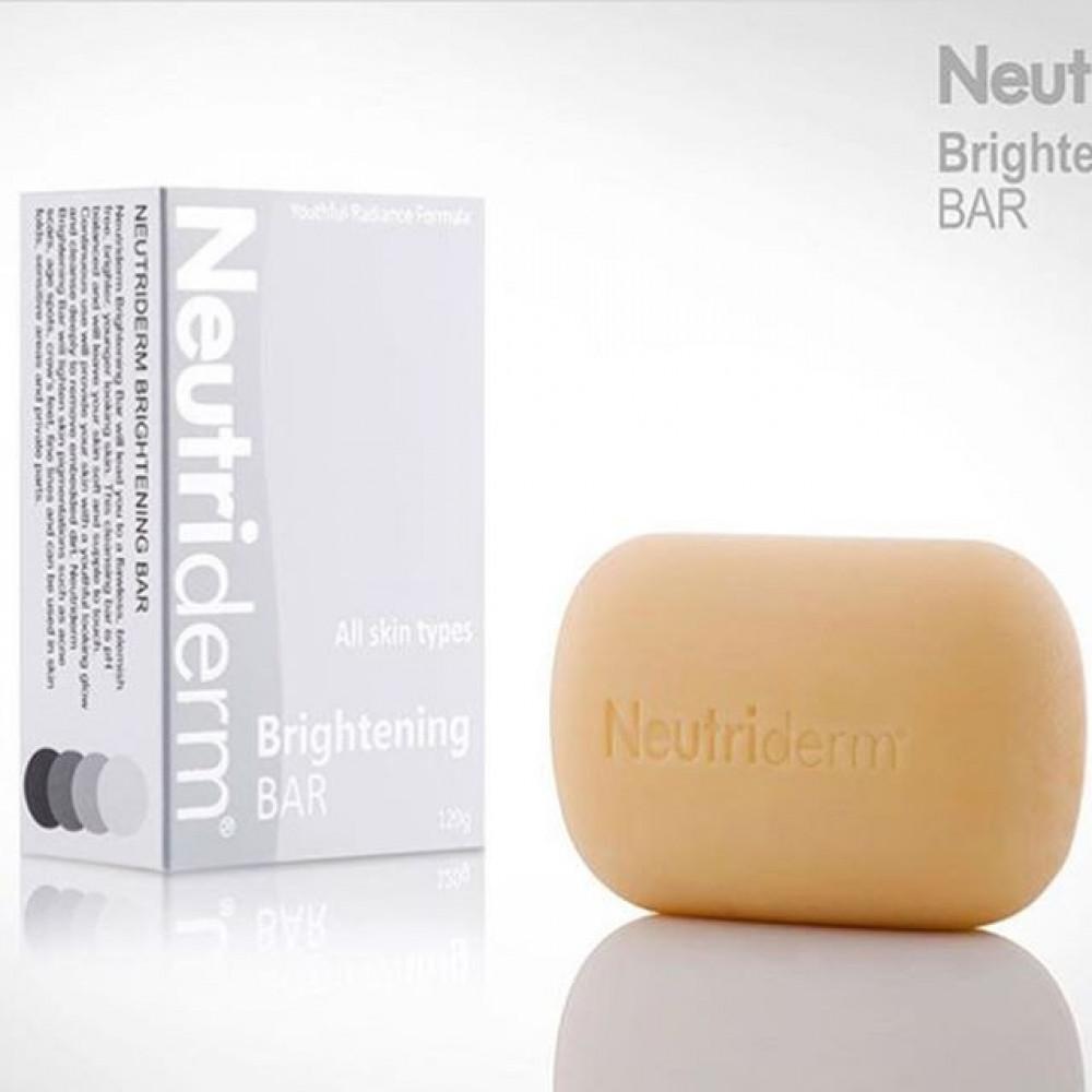 صابون تفتيح البشرة نيوتريدرم Neutriderm للعروس وزيادة الجمال سيفورا