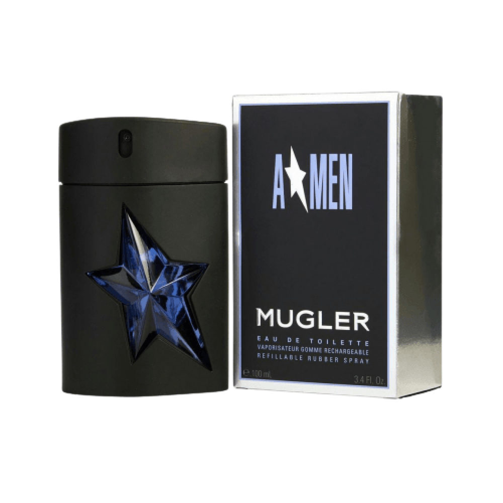 Mugler A Men Eau de Toilette 100ml With Cover خبير العطور