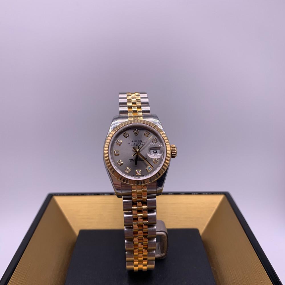 ساعة رولكس ديت جست اصلية فاخرة