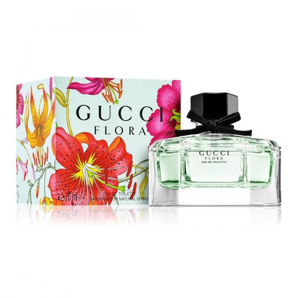 Gucci Flora By Gucci Eau de Toilette 50ml متجر خبير العطور