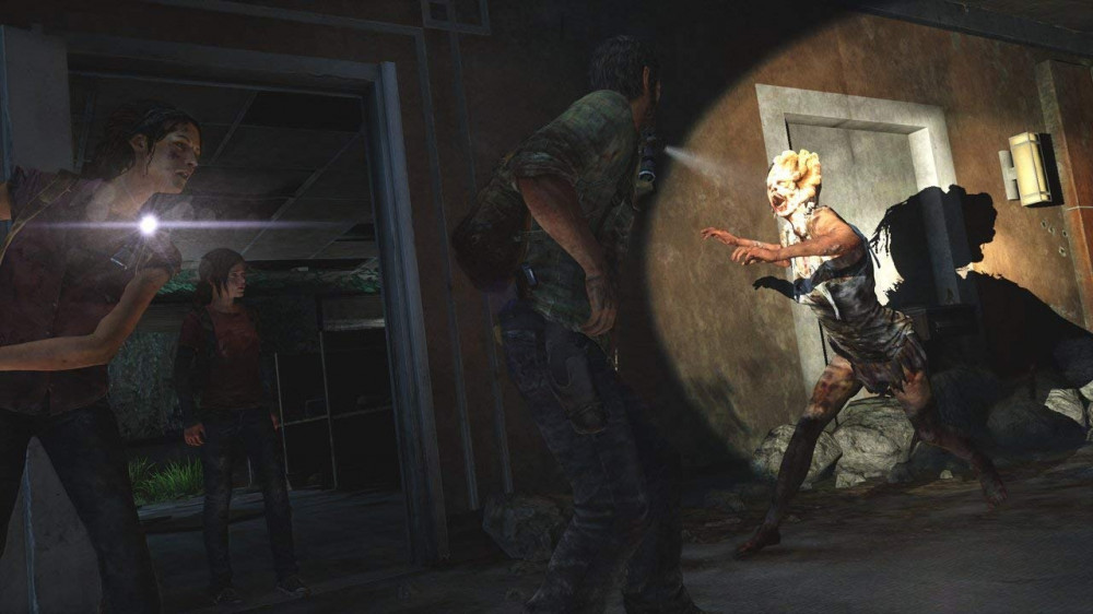 The Last of Us Remastered Hits - PlayStation 4