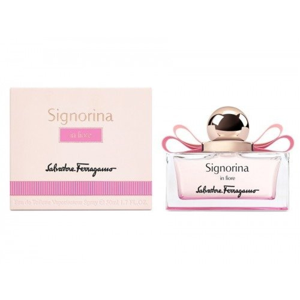 Salvatore Ferragamo Signorina In Fiore Eua de Toilette Sample 1-5ml مت