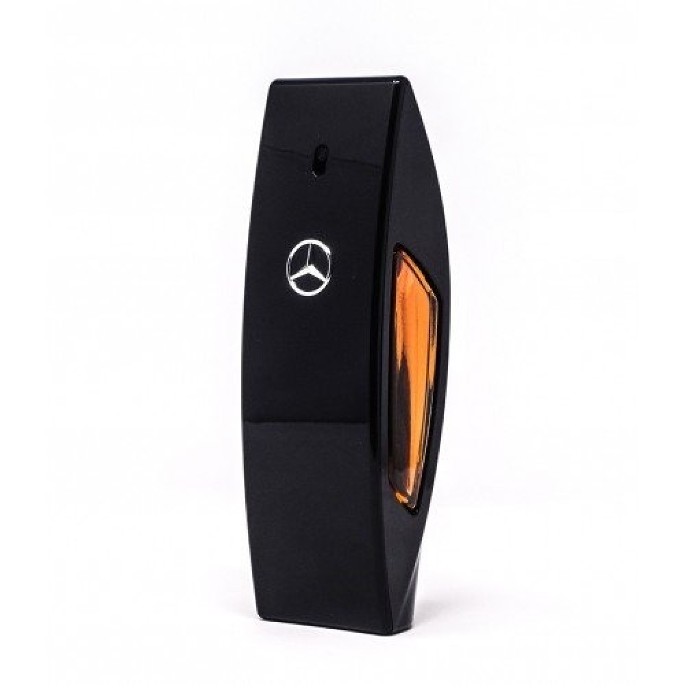 Mercedes Benz Club Black Eau de Toilette خبير العطور