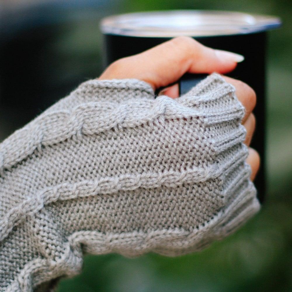 قفازات شتوية نسائية باصابع قصيرة قفازات بنات قفازات رجالية أطفال متجر