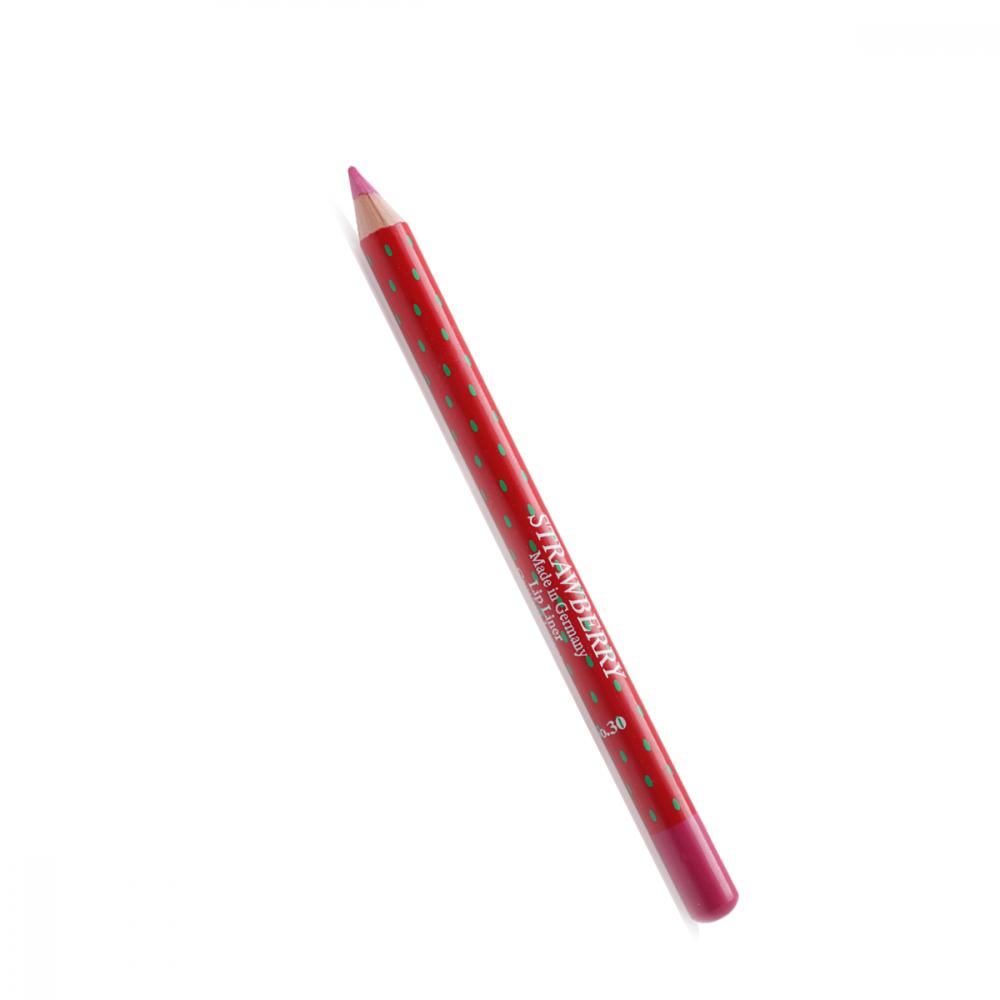 Strawberry  Lip Liner Pencil No-30