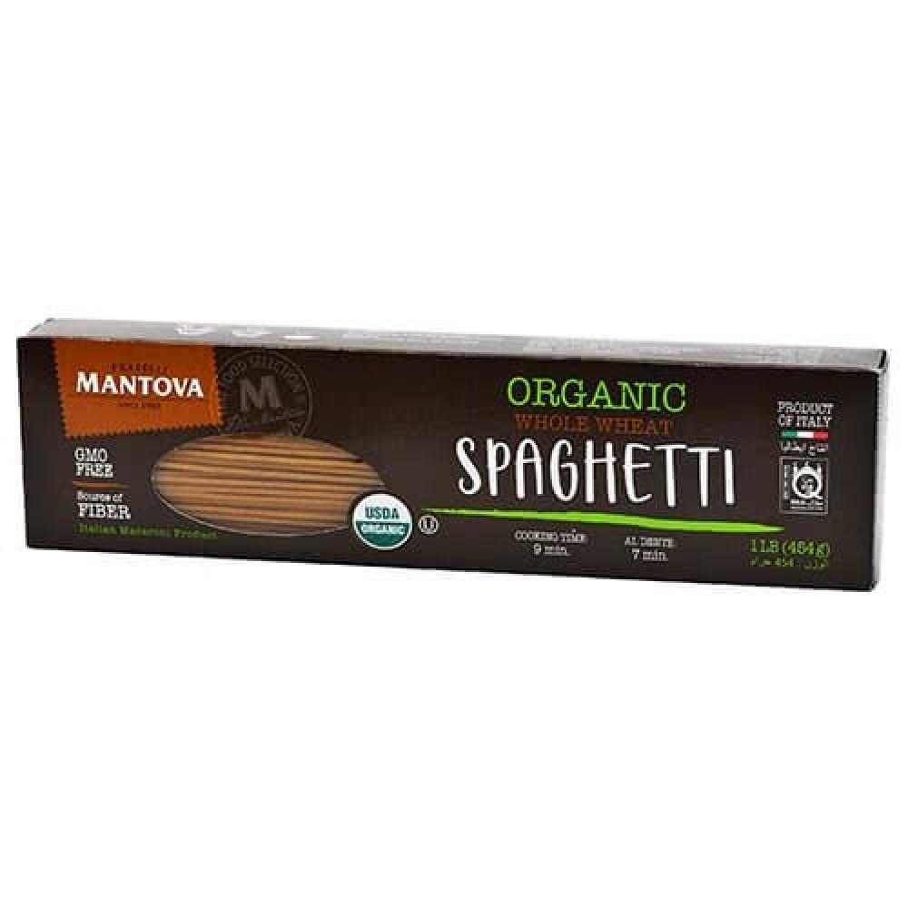 سباغيتي القمح الكامل العضوي