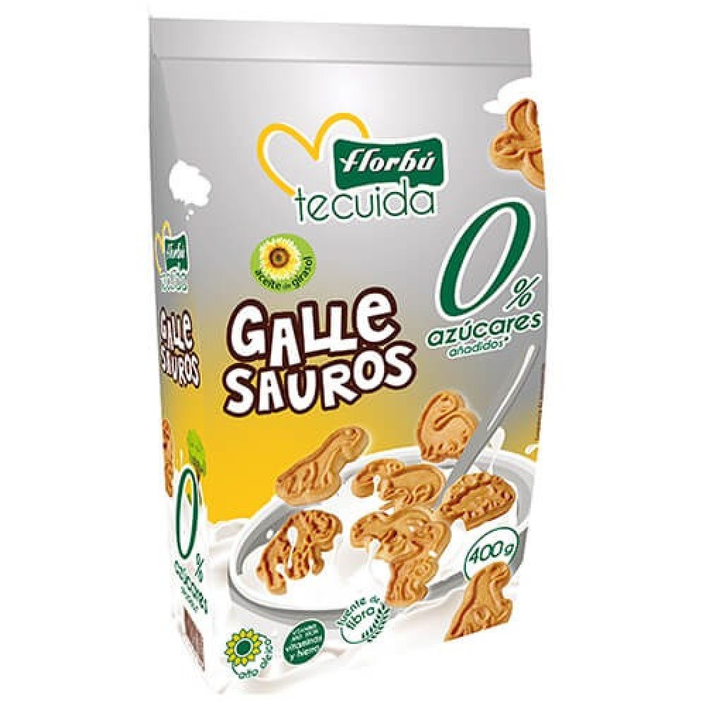 بسكويت جالي ساوروس خالي من السكر 400 جرام