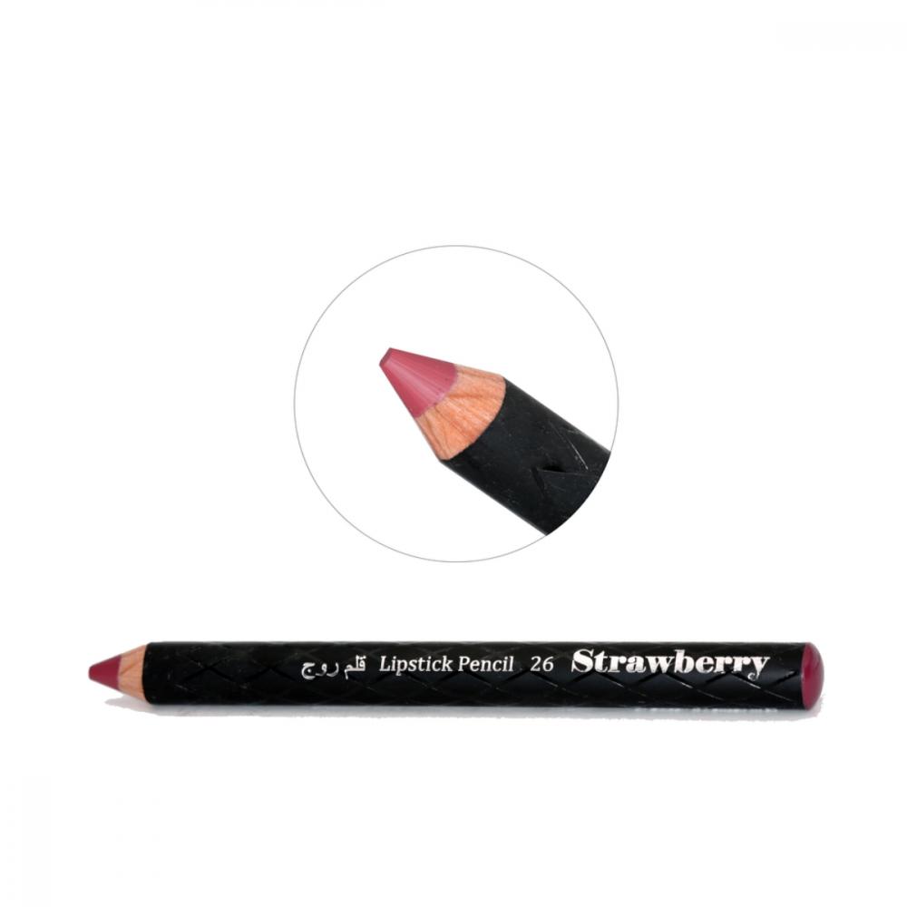 Strawberry Lipstick Pencil No-26