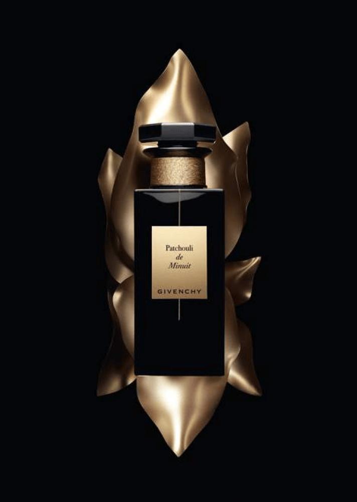 عطر جيفنشي الحصري باتشولي دي مينويت givenchy exclusive perfume patchou