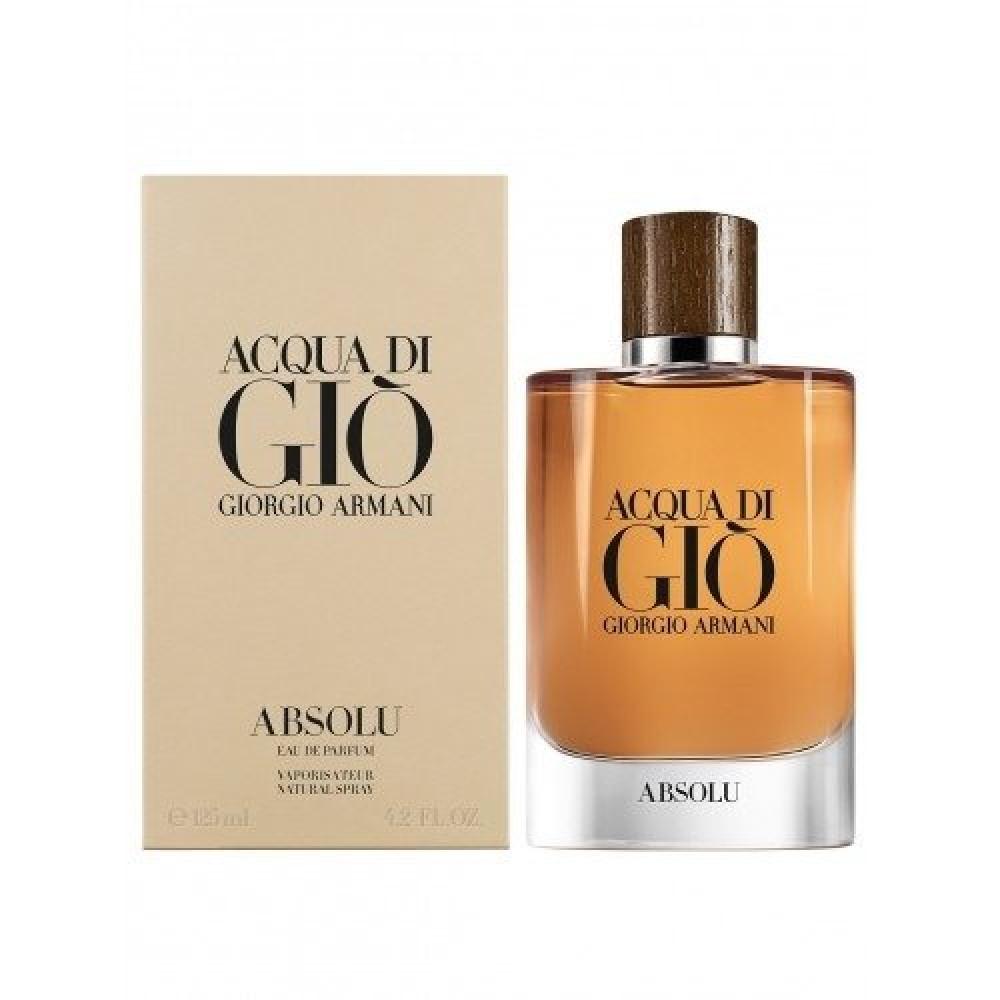 Armani Acqua Di Gio Absolu for Men Eau de Parfum 125mlمتجر خبير العطور