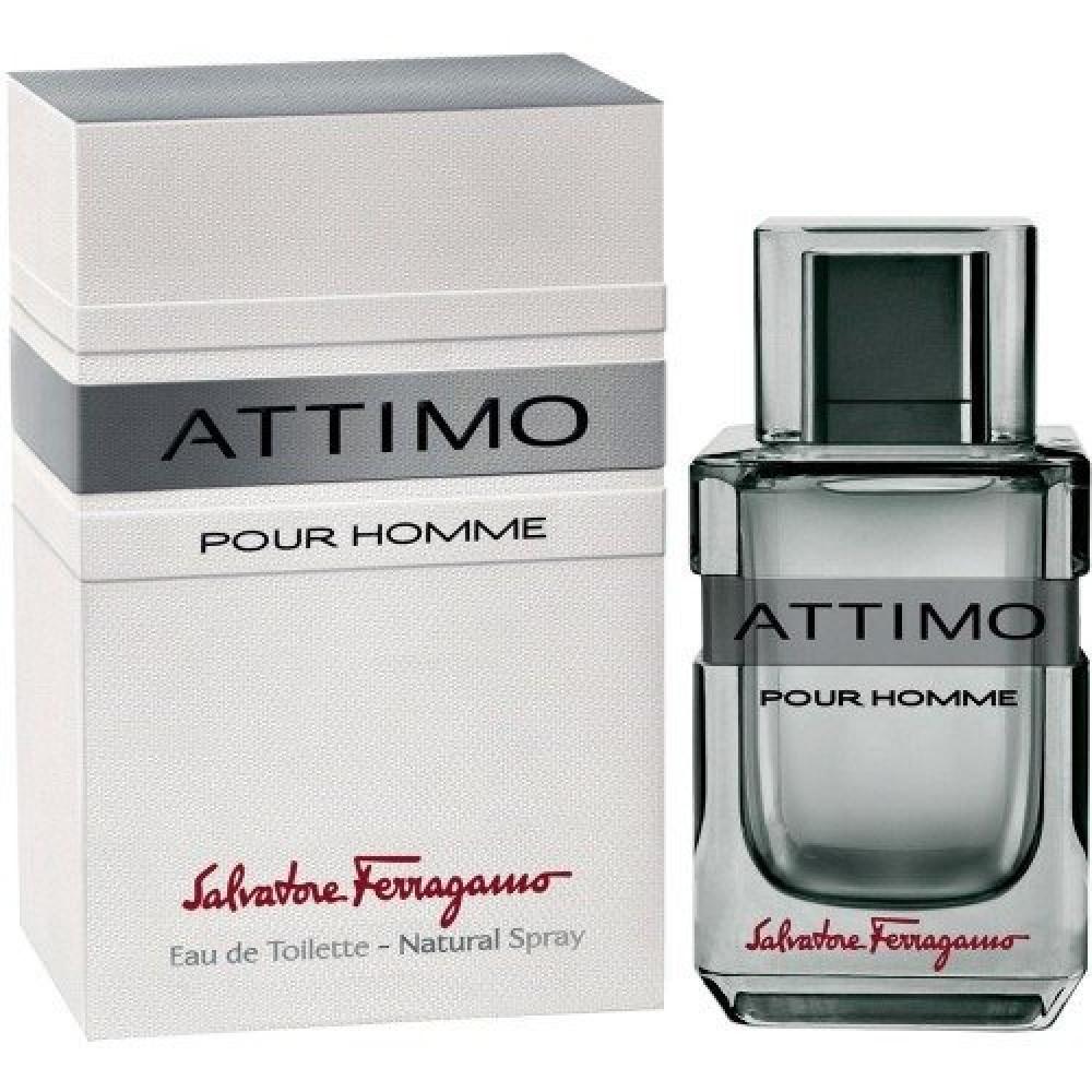 Salvatore Ferragamo Attimo Pour Homme Toilette 100ml متجر خبير  العطور
