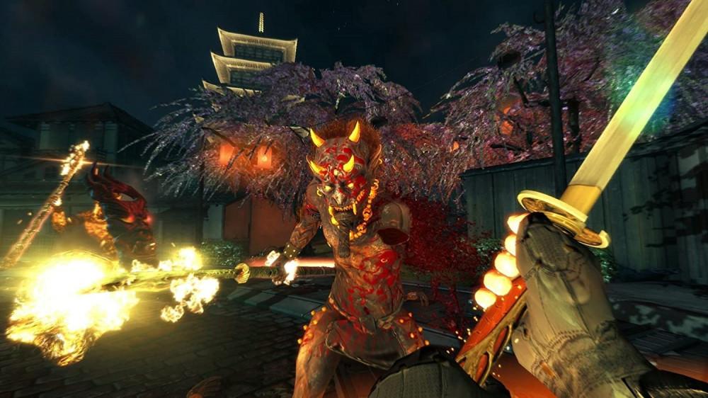 Shadow Warrior -PS4