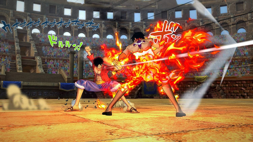 One Piece-Burning Blood-PS4
