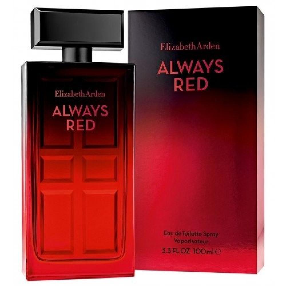 Elizabeth Arden Always Red Eau de Toilette 100ml متجر خبير العطور