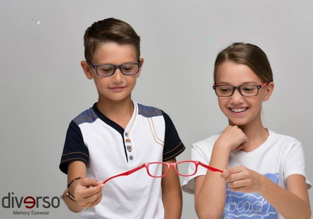 Diverso kids flexible eyewear