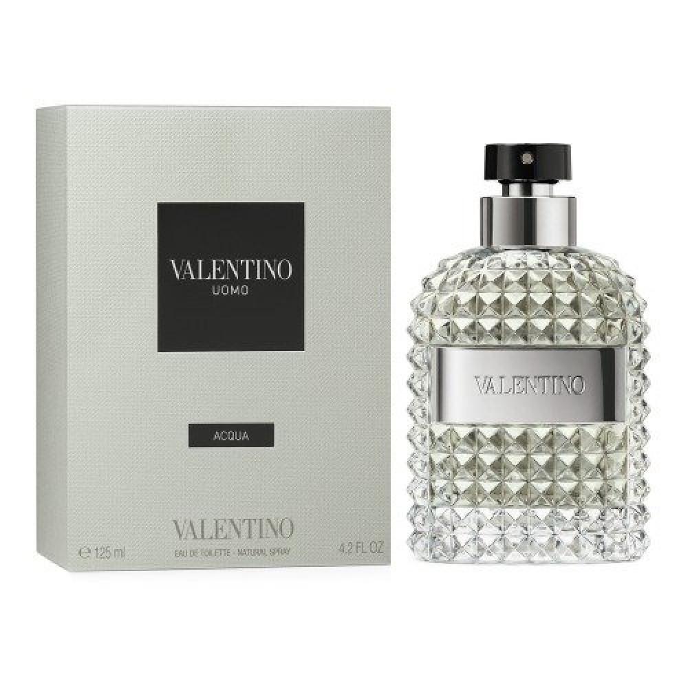 Valentino Uomo Acqua for Men Eau de Toilette 125ml متجر خبير العطور