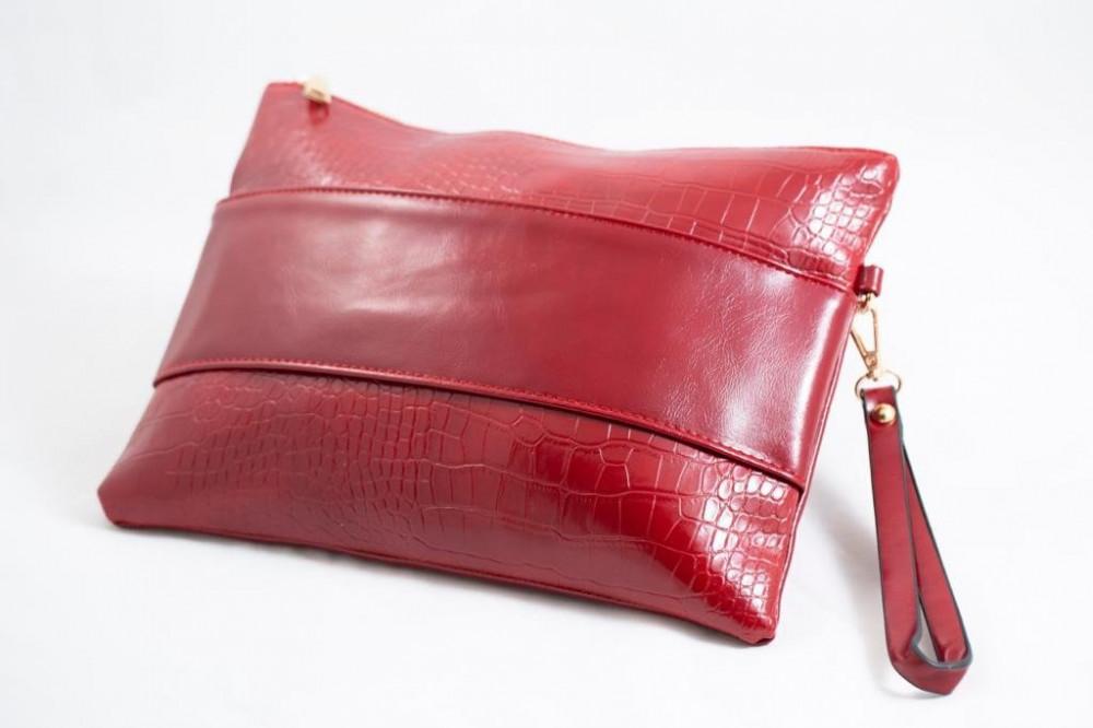شراء حقائب باوتش لون عنابي - داما - متجر لوازم اكسسوارات