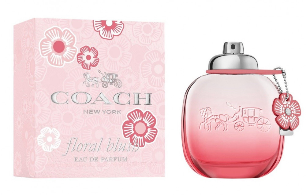 Coach New York Floral Blush Eau de Parfum متجر خبير العطور