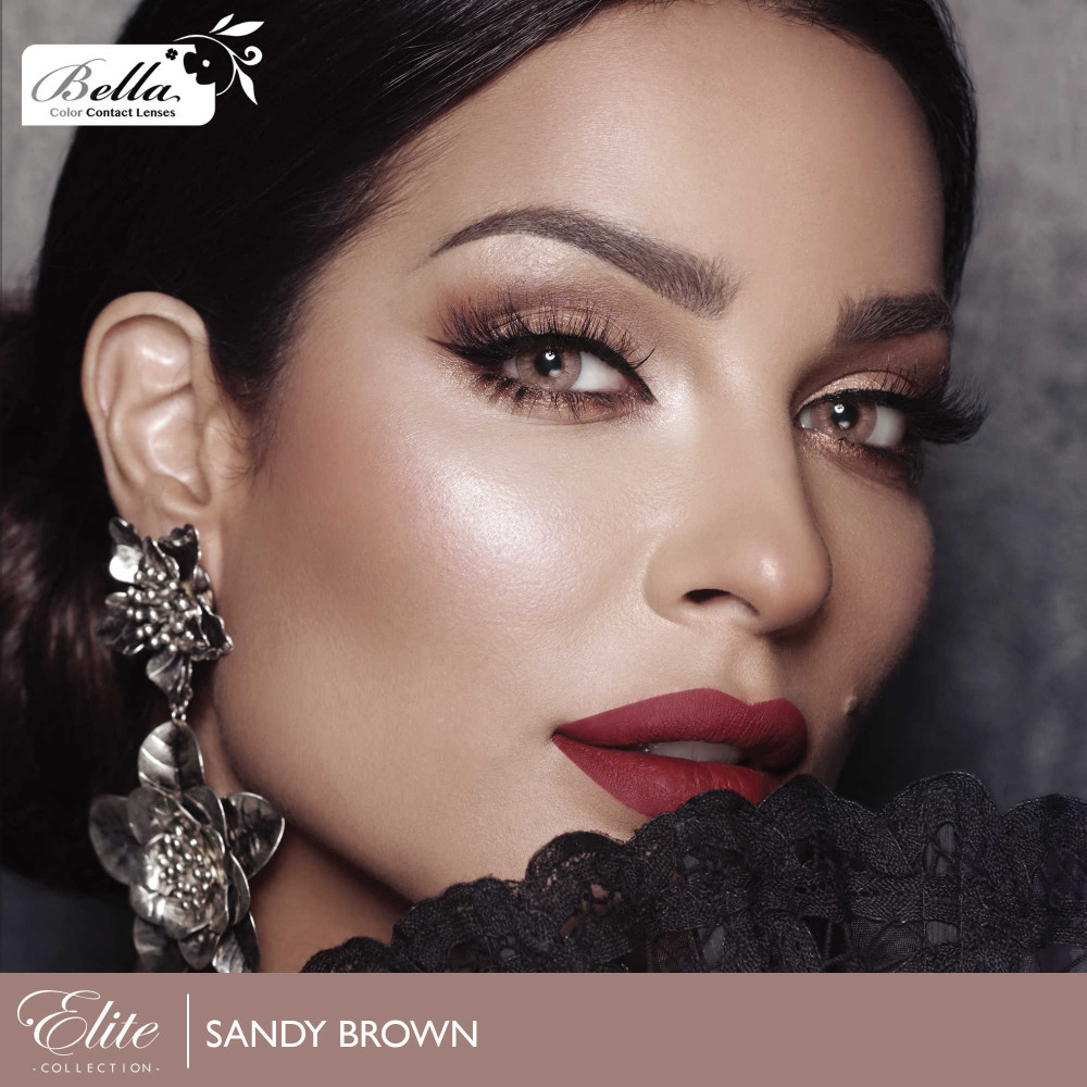 Bella Elite Sandy Brown