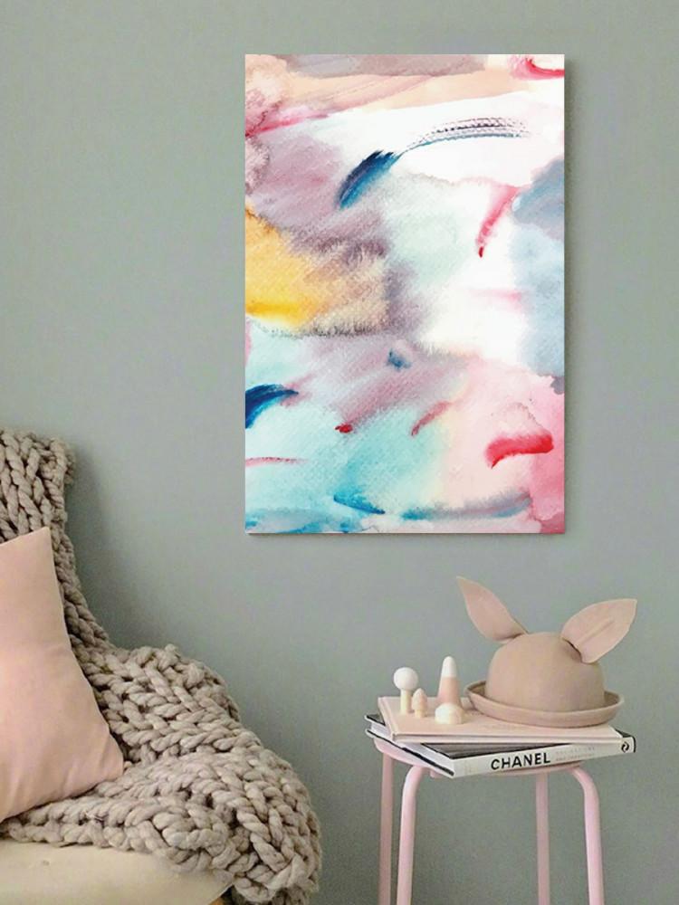 لوحة ألوان خشب ام دي اف مقاس 40x60 سنتيمتر