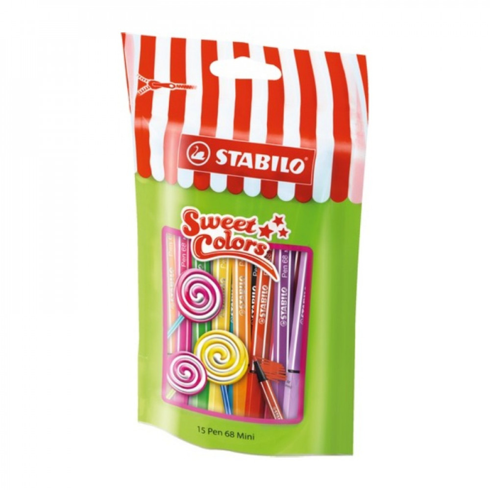 STABILO, Stationery, Mini Pens, أقلام, قرطاسية, ستابيلو