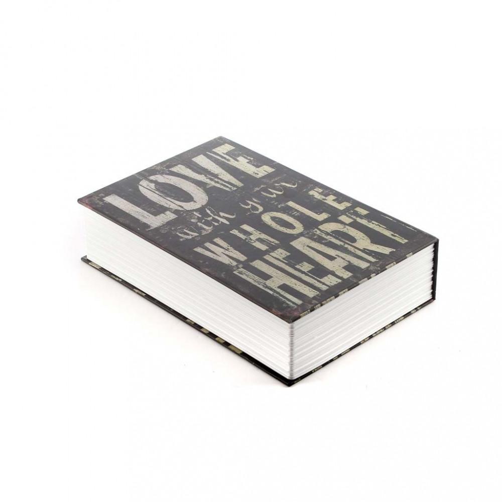 خزنة شكل كتاب