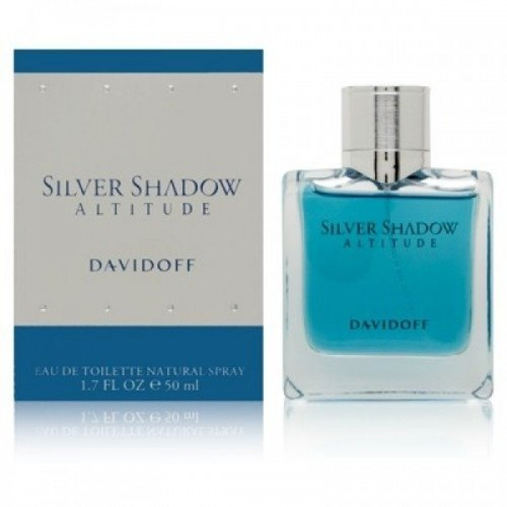 Davidoff Silver Shadow Altitude Eau de Toilette 100ml خبير العطور