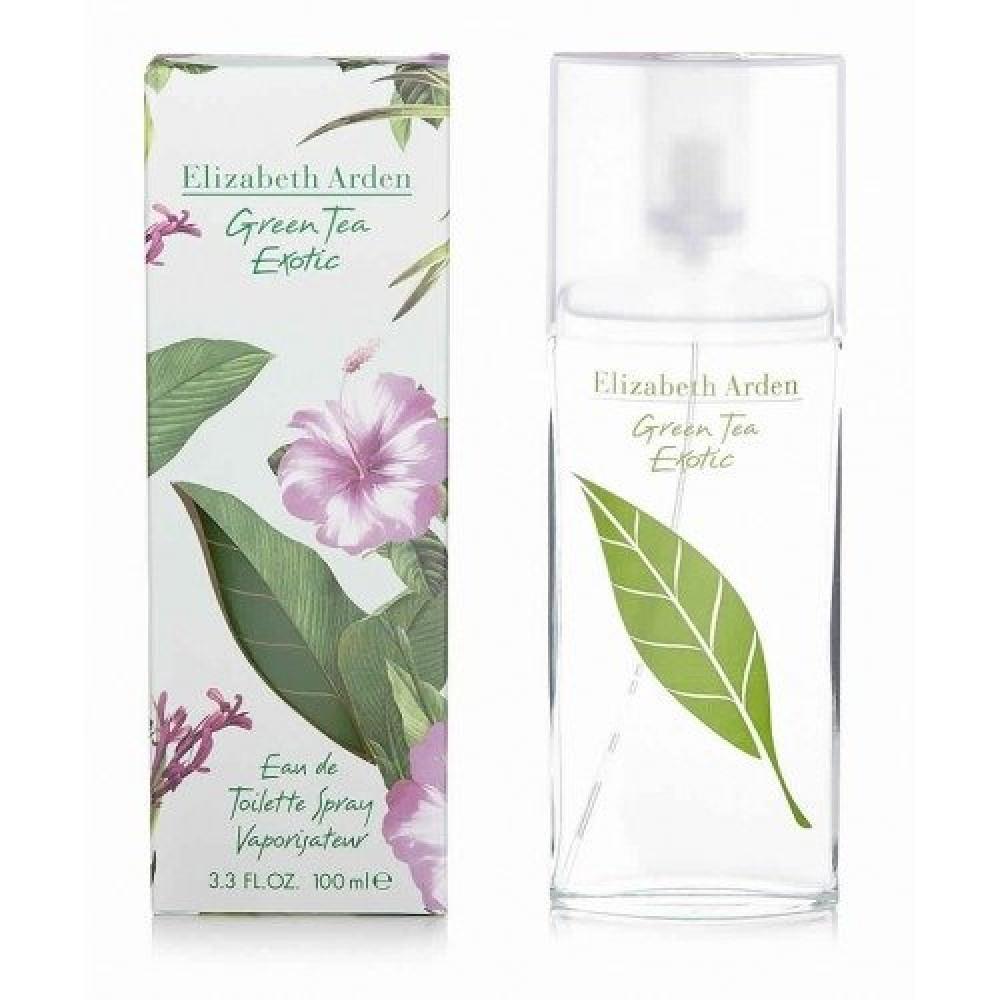 Elizabeth Arden Green Tea Exotic Eau de Toilette 100ml خبير العطور