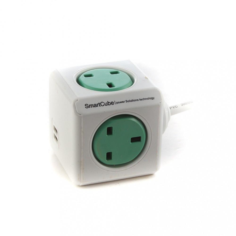 توصيلة المكعب الذكي 3 متر مع USB