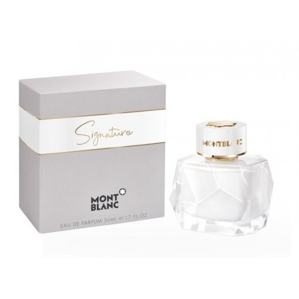 Mont Blanc Signature for Women Eau de خبير العطور