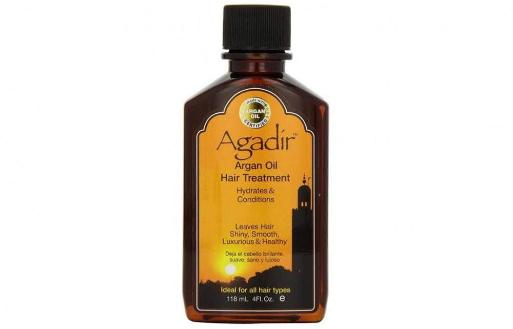 زيت الارغان من اغادير لعلاج الشعر 118 مل  Argan Oil from Agadir Hair T