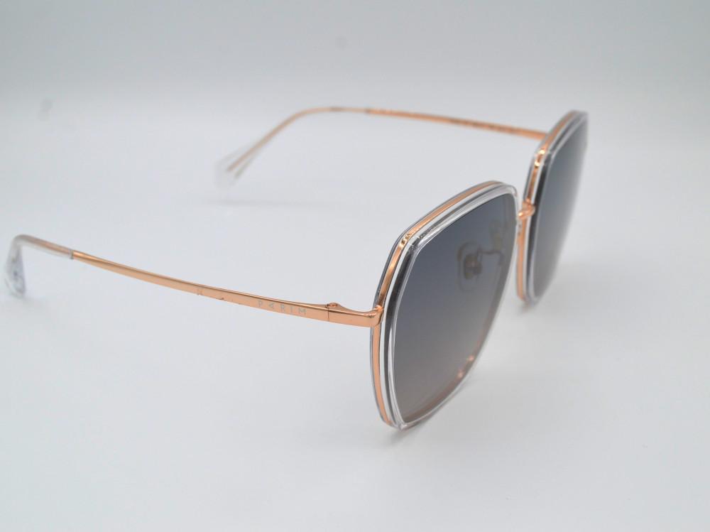 باريم PARIM نظارة شمسية نسائية لون العدسة اسود مدرج