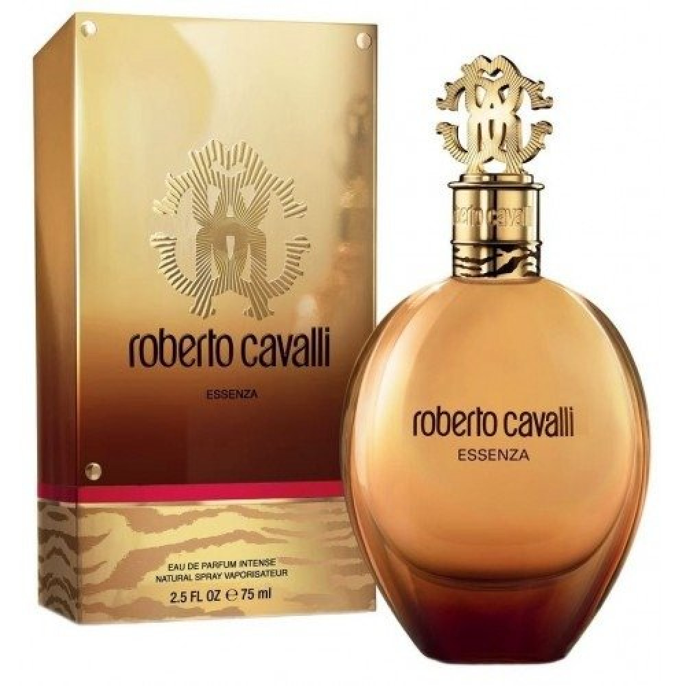 Roberto Cavalli Essenza Parfum Intense 75ml متجر خبير العطور