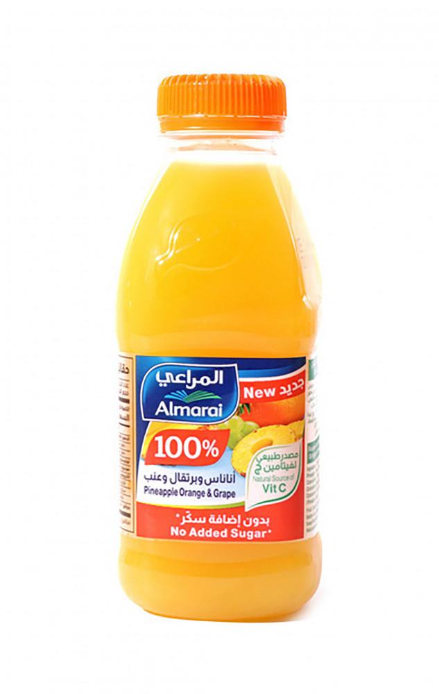 عصير المراعي اناناس