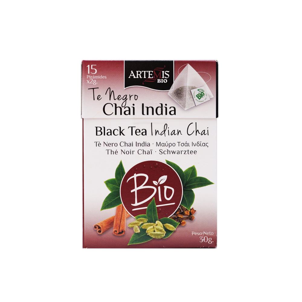 شاي اسود هندي عضوي