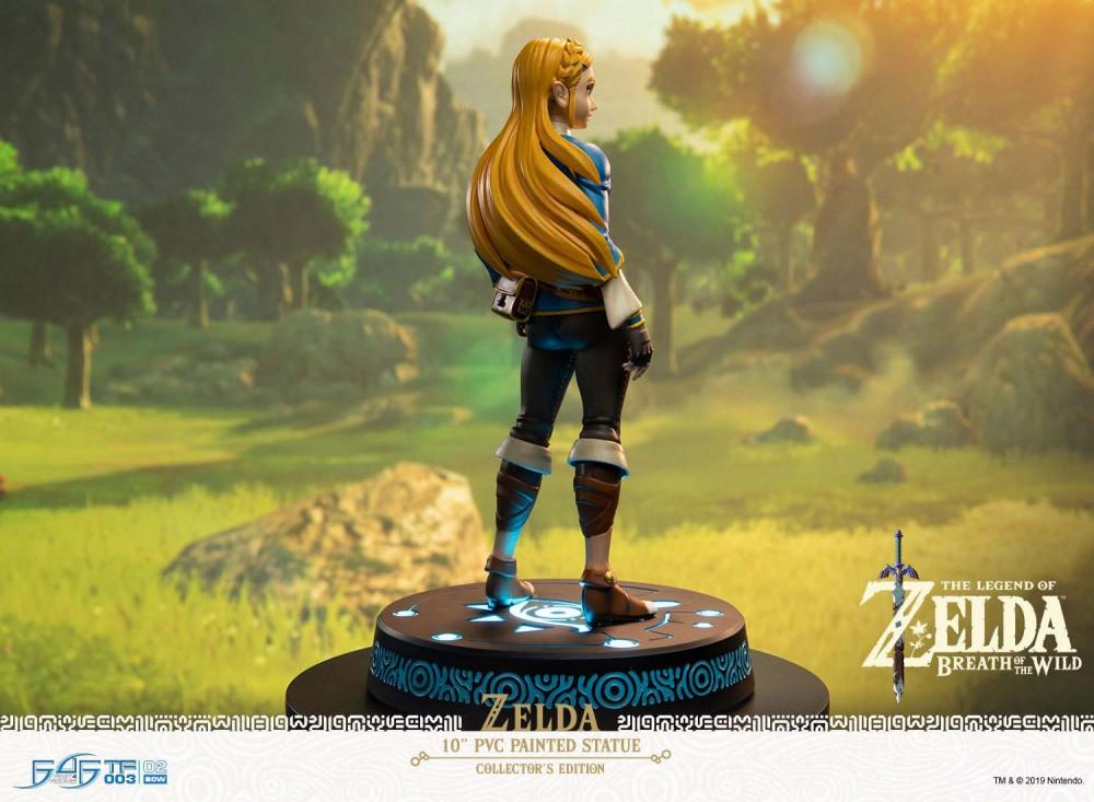 Breath of the Wild Zelda Collectors edition