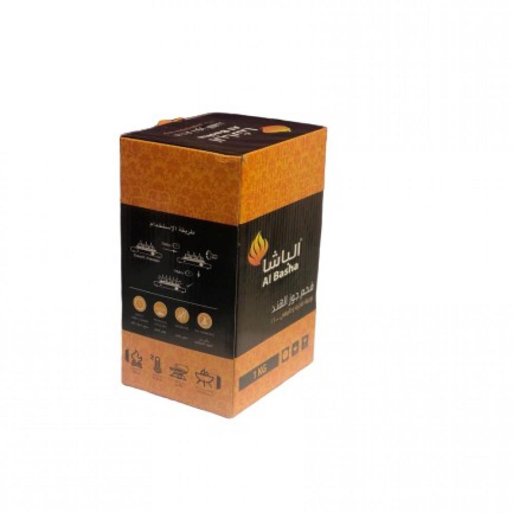 فحم الباشا جوز الهند-افضل فحم جوز الهند للشيشه-فحم جوز الهند-قمة الكيف