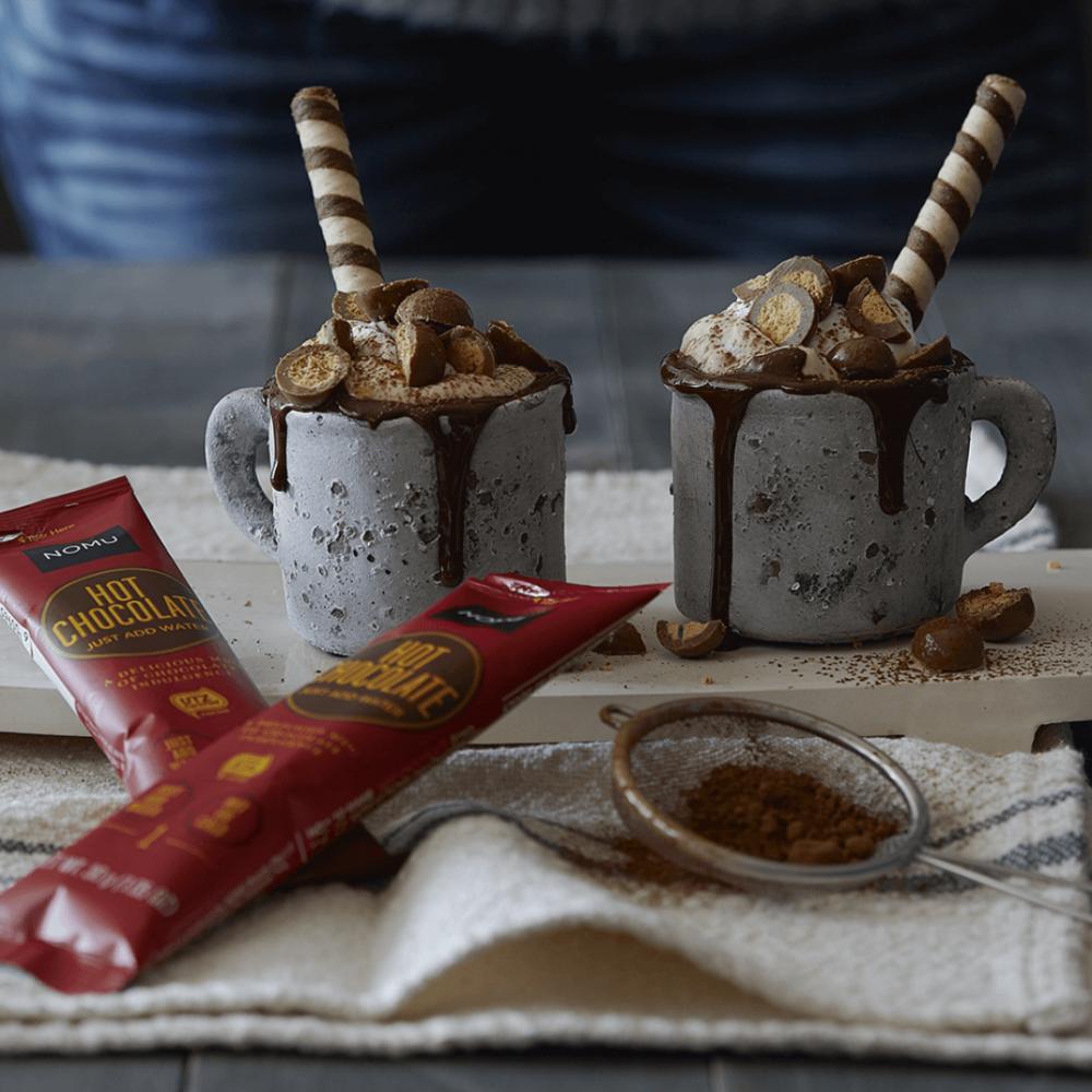شراء شوكولا ساخنة مشروب فوري - متجر هيل