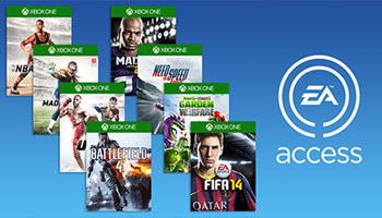 اشتراكات EA Access
