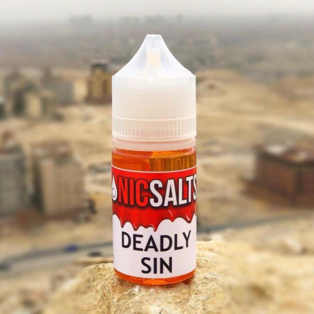 Deadly Sin - Salt Nicotine