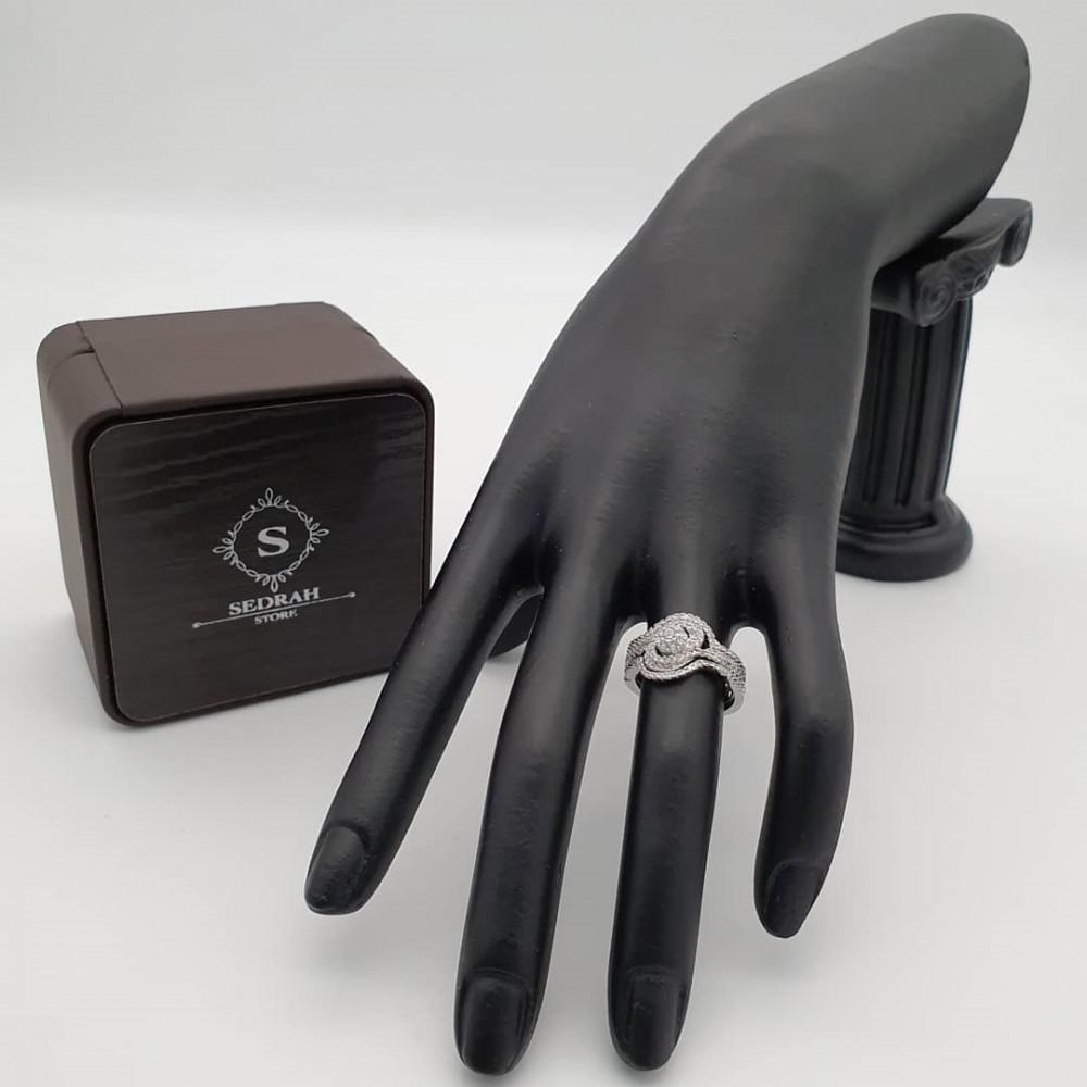 خاتم نسائي ثلاثي
