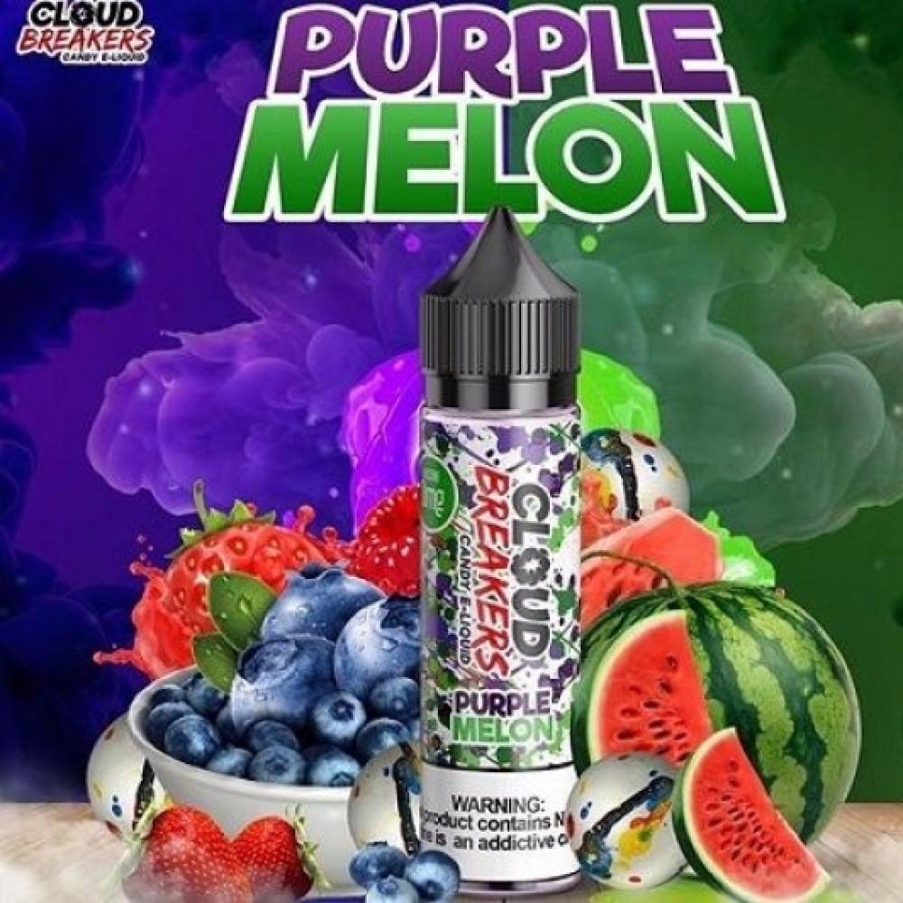 نكهة كلاود بريكرس بربل مليون Cloud Breakers Purple Melon